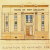 Bank of New Zealand, Napier, New Zealand